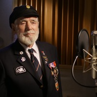 D-Day veteran vying for number one wrote song after being moved by Normandy trip
