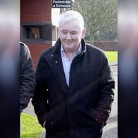 John Gilligan was fleeing the country with more than €22,000 after death threat, court told