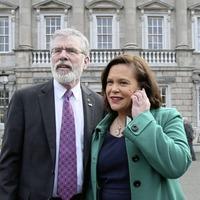 Deaglán de Bréadún: Departure of Gerry Adams has damaged Sinn Féin in electoral terms