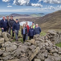 Mourne Wall restoration scheme named Northern Ireland's 'Project of the Year'