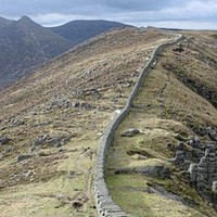 Mourne Wall restoration project wins award