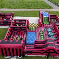 Play brand group Air-tastic scraps trampolines to invest in inflatables park