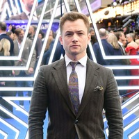 Taron Egerton 'crestfallen' over Russian censoring of gay Rocketman scenes