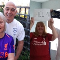 Couples divided by Spurs-Liverpool loyalties braced for Champions League final