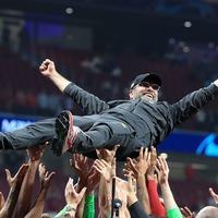 'Welcome to the club Jurgen' – Rafael Benitez tweets Klopp after triumph