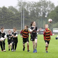 Lurgan's game of two halves plays on unifying power of sport