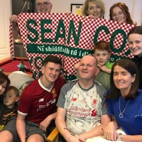 Injured Liverpool fan 'overjoyed' at triumph in Madrid