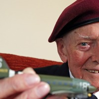 D-Day veterans to parachute into Normandy once more