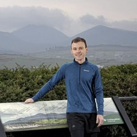 Cool FM's Paulo Ross ready to climb a mountain – or two – in Mournes International Walking Festival