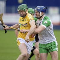 Antrim hurling captain Conor McCann facing fitness race for Westmeath showdown