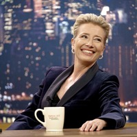 Emma Thompson 'a lip-smacking delight' in spiky new comedy/drama Late Night