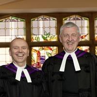 Presbyterians install new Moderator