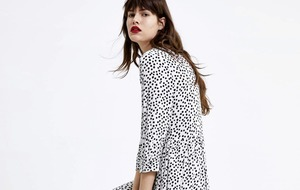 Inspired by Zara's viral hit, 5 of the best white midi dresses on the high street