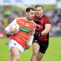 Down defender Gerard Collins looks forward to Mournemen's clash with Tipperary