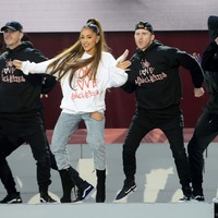 Ariana Grande marks two years since One Love Manchester concert