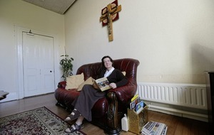 Elaine Kelly was a leading Belfast barrister until God called her to become a nun