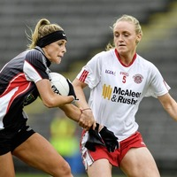 Tyrone's Neamh Woods happy to be facing Donegal before men's clash