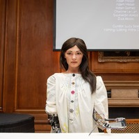 Humanoid robot artist makes debut at University of Oxford