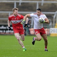 Patience pays off as Ardboe's Michael Cassidy makes Tyrone senior team