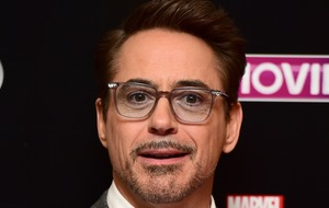 Hollywood star Robert Downey Jr aims to clean up the earth