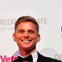 Jeff Brazier raises glass to the memory of former partner Jade Goody