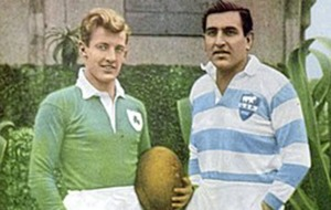 John Hewitt: Instonians, Ulster and Ireland out-half during golden era for Irish rugby
