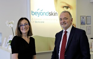 Belfast skin clinic reports growth thanks to business loan support