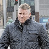 Suspended sentence for Britain First's Paul Golding over 'hate' leaflets