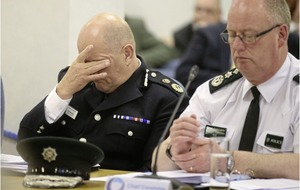 Analysis: A tale of two chief constables as arrest of journalists comes under the spotlight