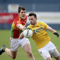 Antrim footballers unchanged for Qualifier against Louth