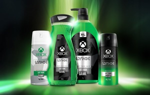 Lynx releases special edition Xbox deodorant