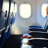 The latest big online debate: who gets to use the armrests on a plane?