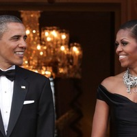 Obamas to produce podcasts with Spotify