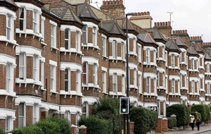 Annual UK house price growth reaches two-year high