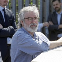Gerry Adams calls on Dublin government to plan for a united Ireland