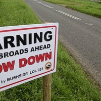 Concerns raised about Orange lodge road signs in Co Antrim