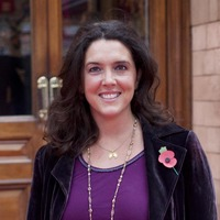 Bettany Hughes says history really matters as she is made an OBE