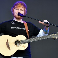 Ed Sheeran crowned king of the airwaves – again