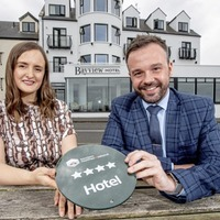 Bayview Hotel receives four-star grading after £350k revamp