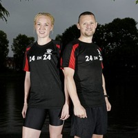 24 parkruns in 24 hours in epic bid to raise £10,000 for Children's Hospice