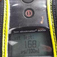 Driver arrested by Craigavon PSNI after 'highest roadside breath test result'