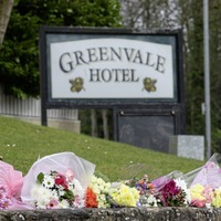 Timeline of harrowing scenes outside the Greenvale Hotel