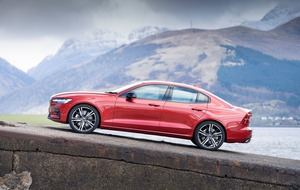 Volvo S60: The S express goes toe-to-toe with the BMW 3 Series, Audi A4 and Mercedes C-Class