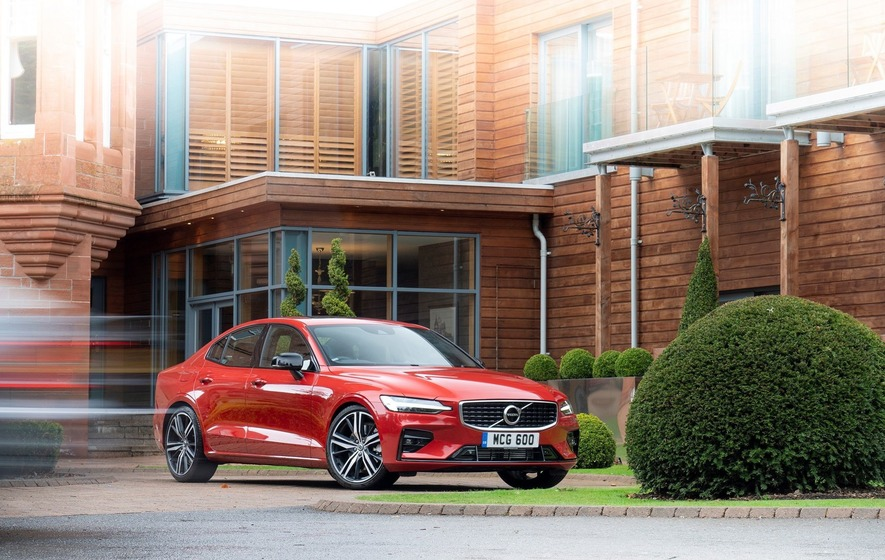 Volvo S60: The S express goes toe-to-toe with the BMW 3