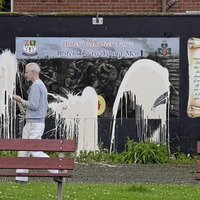 Paint attack on Lurgan Somme mural a 'hate crime'