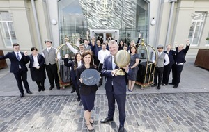 Double delight for Titanic Hotel after latest award win