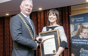 For she's a jolly good Fellow! Emer awarded prestigious fellowship by Engineers Ireland