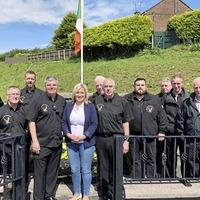 Arlene Forster criticises Michelle O'Neill for IRA commemoration attendance