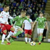 Northern Ireland out to get job done in Belarus