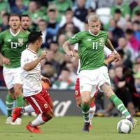 Republic stumble over Gibraltar to maintain grip on Euro 2020 top spot